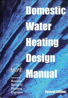 Domestic Water Heating Design Manual